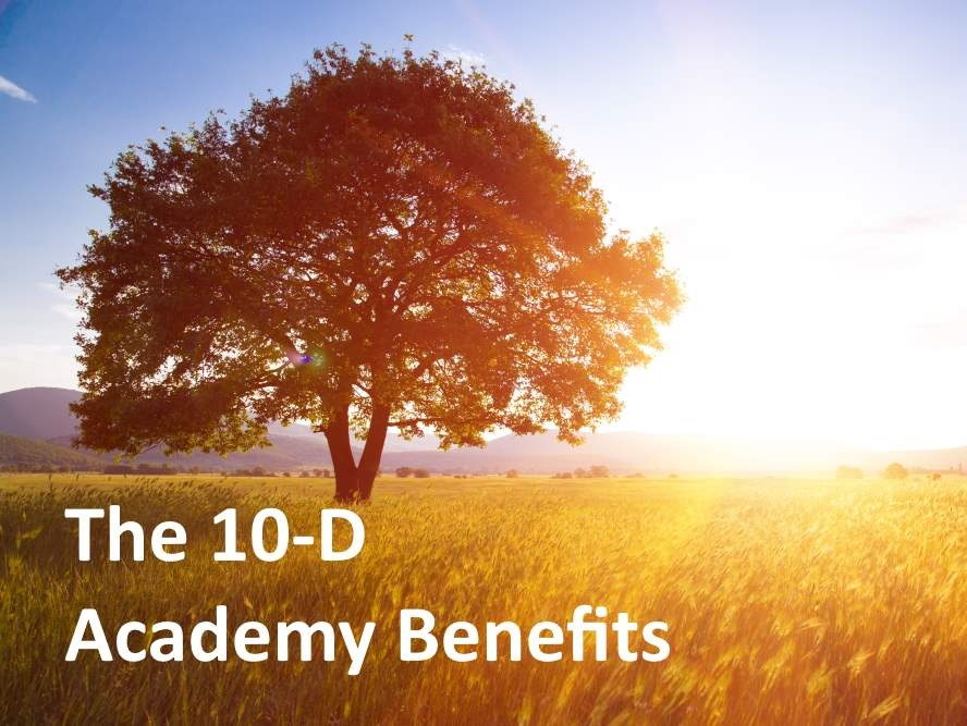 The 10-D Promise